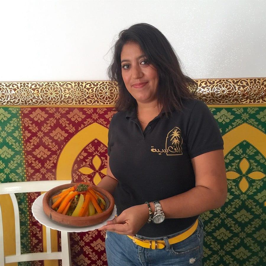 Khadija da Al Fassia a Torino