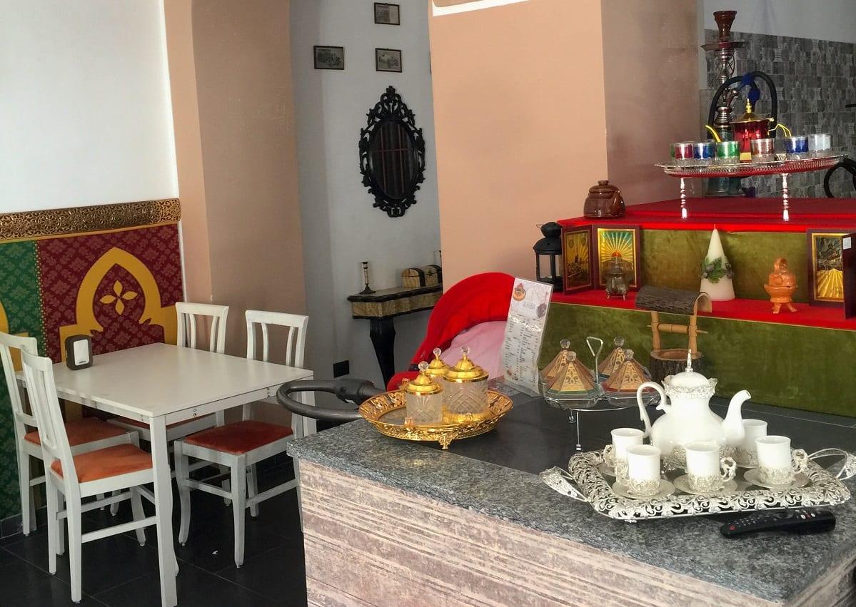 La sala di Al Fassia