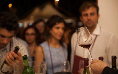 Degustazione di vino a Vinòforum