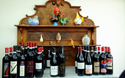 Bottiglie di Albarossa