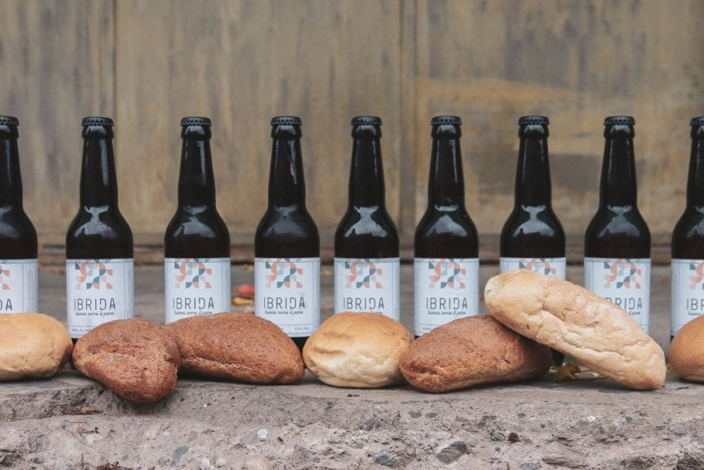Birre Ibrida con diverse tipologie di pane