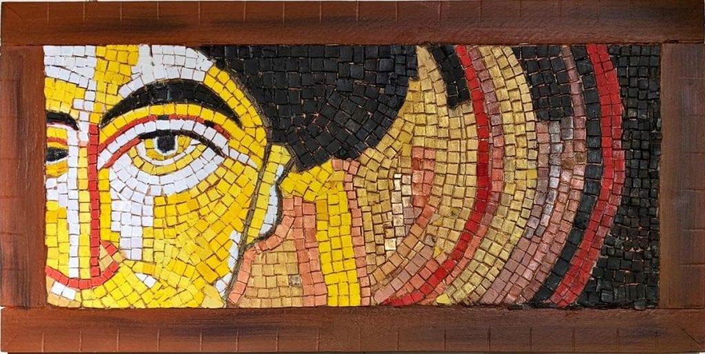 Cioccolato Creativo Mosaico di cioccolato ravennate