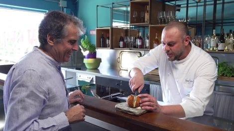 Marco Lombardi alla conduzione di Come ti cucino un film