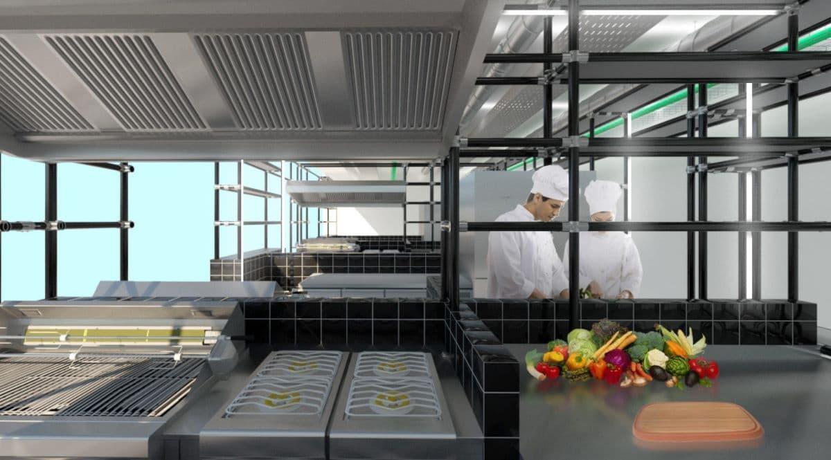 La dark kitchen diventa cloud. A Milano arriva Kuiri - Gambero Rosso