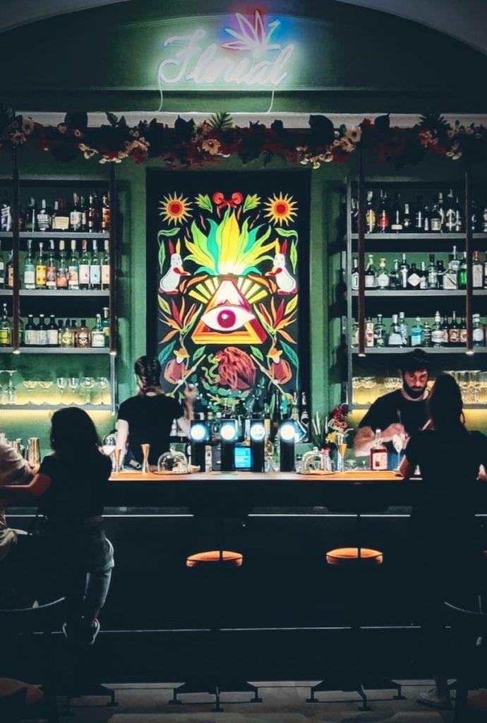 cocktail bar Floreal a Firenze