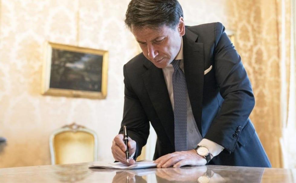 Coronavirus: Giuseppe Conte prepara nuovo DPCM sulla chiusura anticipata dei ristoranti?