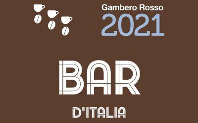 Guida Bar d'Italia 2021 del Gambero Rosso. Tutti i premi
