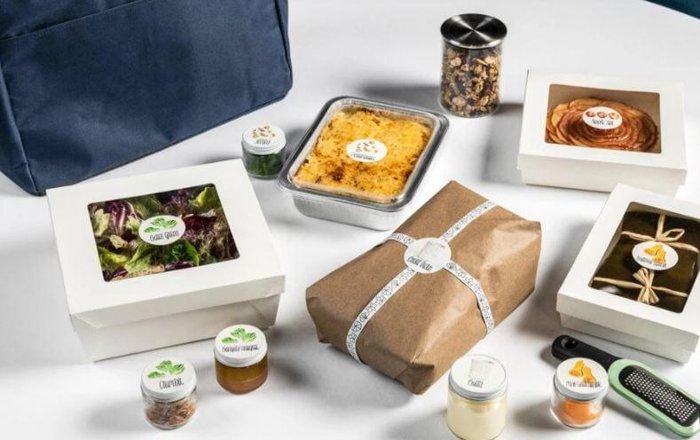 Il kit Roast Chicken Dinner dell'EMP