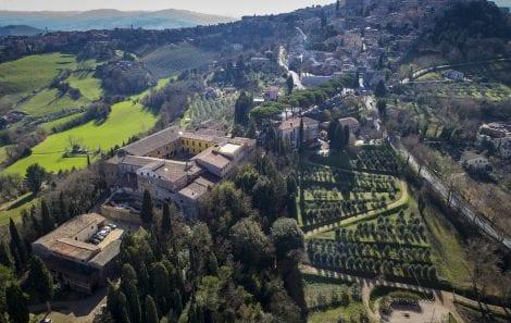istituto agrario di todi area cittadella con vista todi