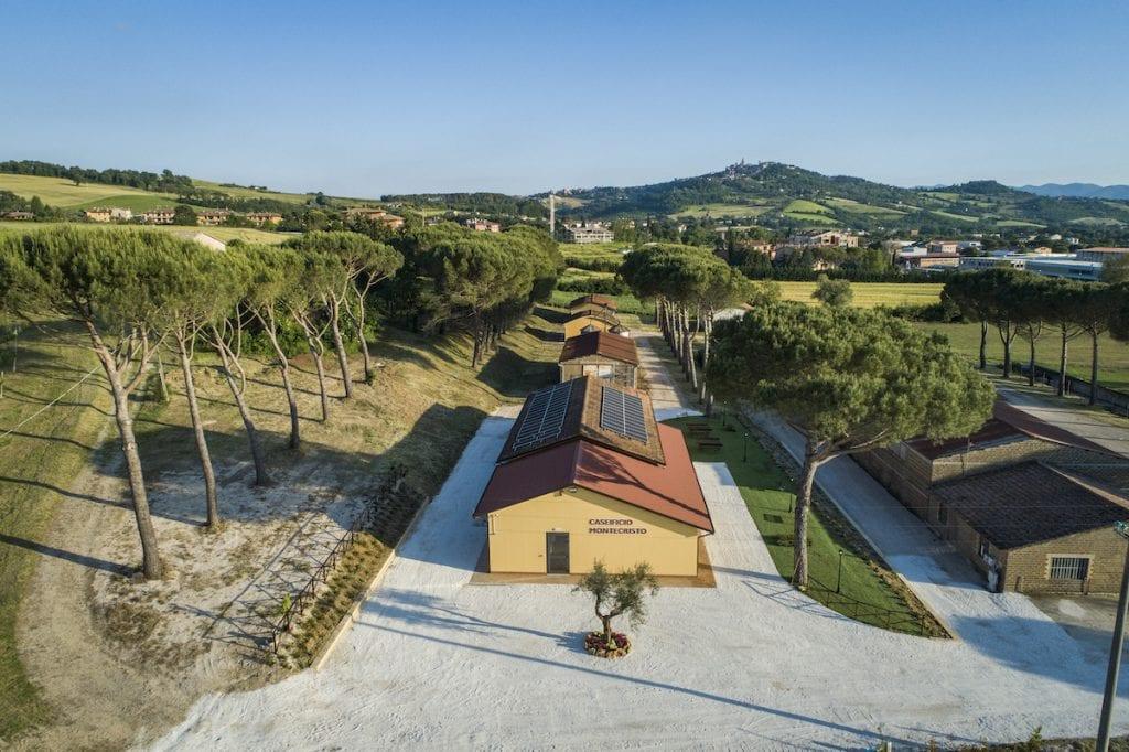 istituto agrario di todi caseificio montecristo
