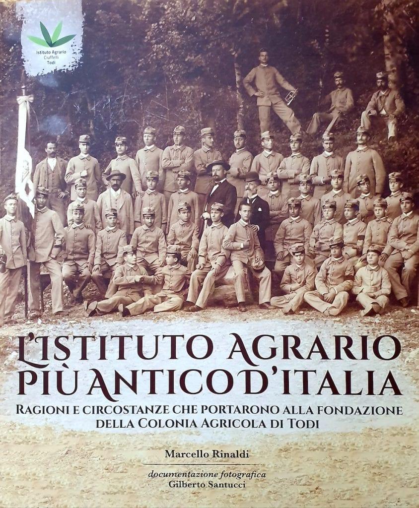 istituto agrario più antico italia libro