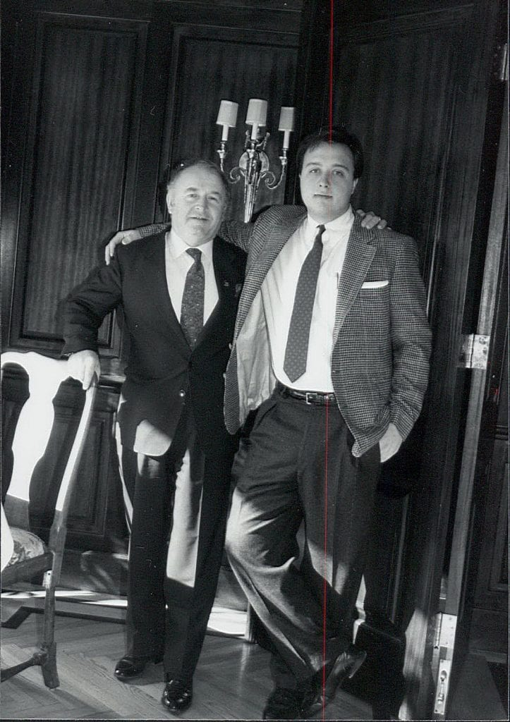 Joe and Felice Bastianich