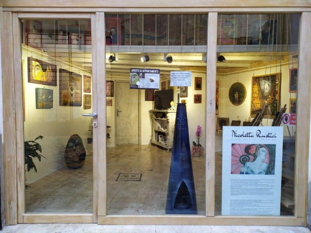 L'atelier di Nicoletta e Grazia, Cioccolato Creativo