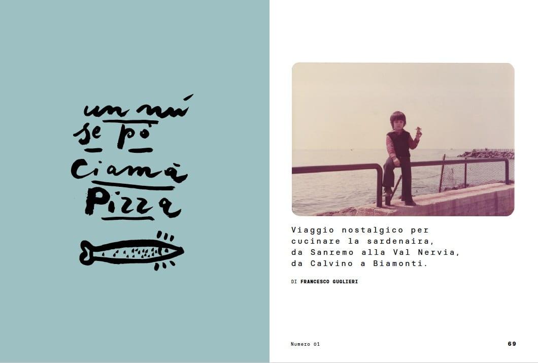 Due pagine de L'Integrale