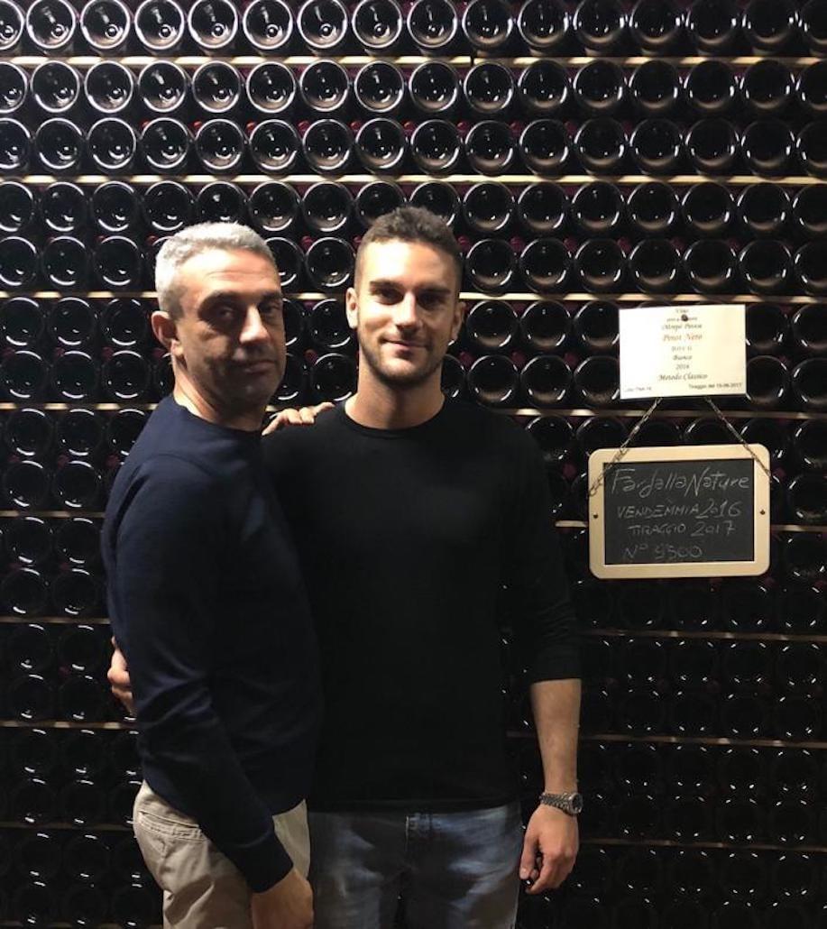 Mattia e Filippo Nevelli Ballabio