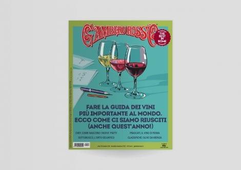 Novembre 2020 del Gambero Rosso. Come si realizza una grande guida dei vini d'Italia?