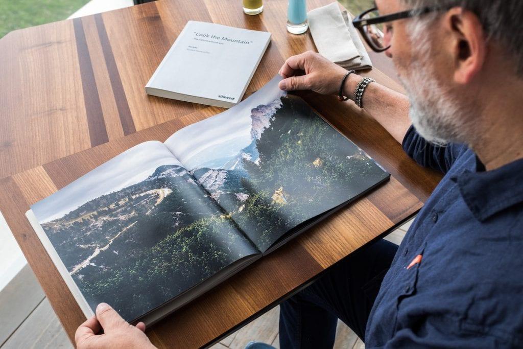 Norbert Niederkofler_Cook The Mountain Book©Francesco Ferretti_