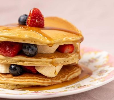 Pancakes alla frutta Coromandel