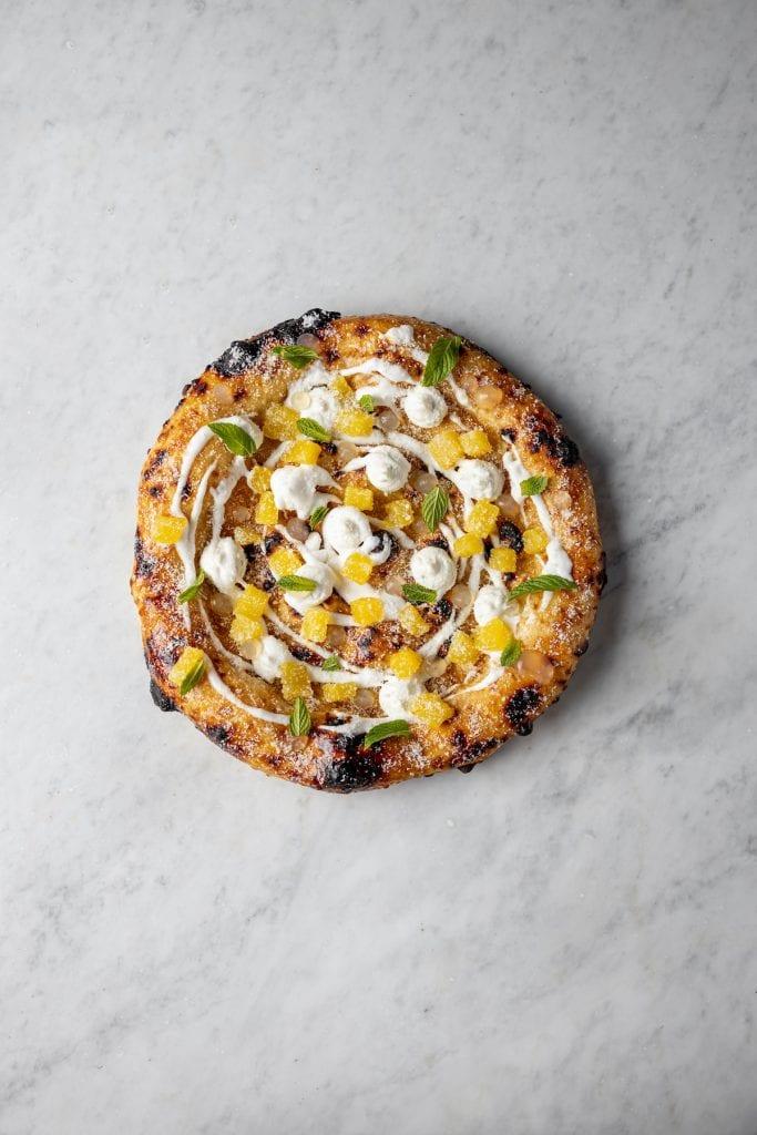 Pizza Colada. Pier Daniele Seu. Foto Andrea Di Lorenzo