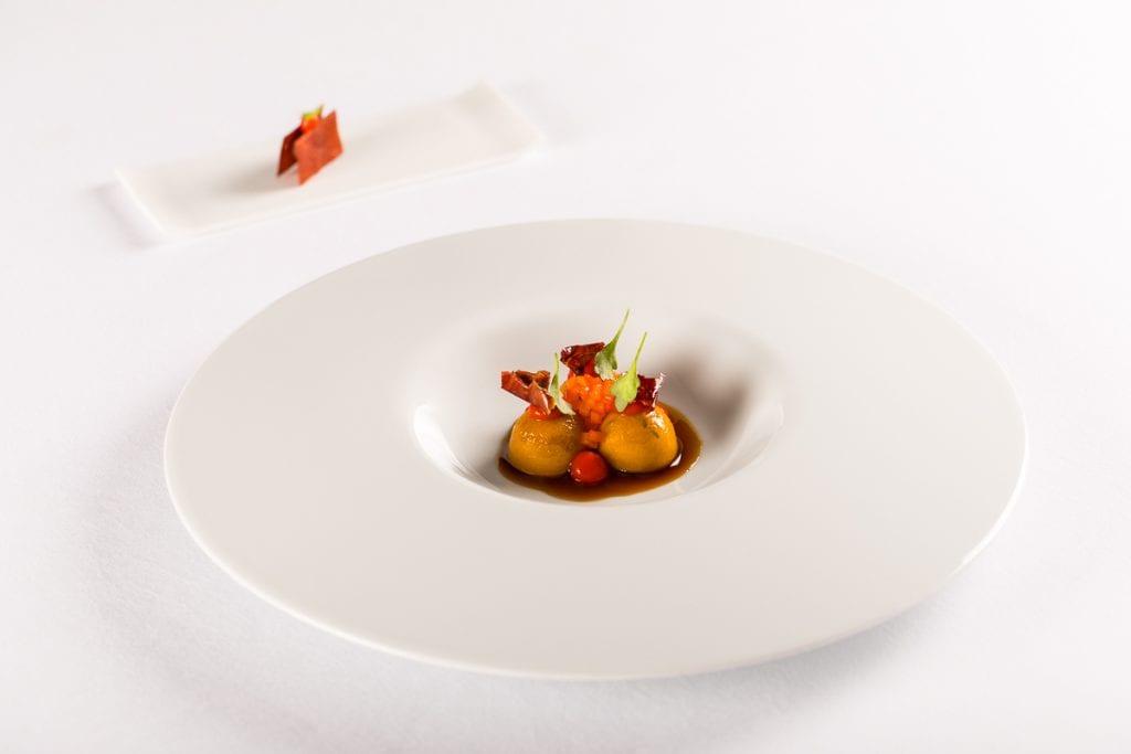 Pollo e Peperoni… in Raviolo - Andrea Antonini Imago. Foto Alberto Blasetti / www.albertoblasetti.com