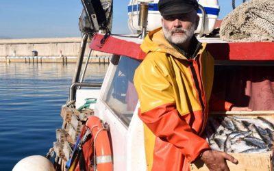 Peschereccio in porto