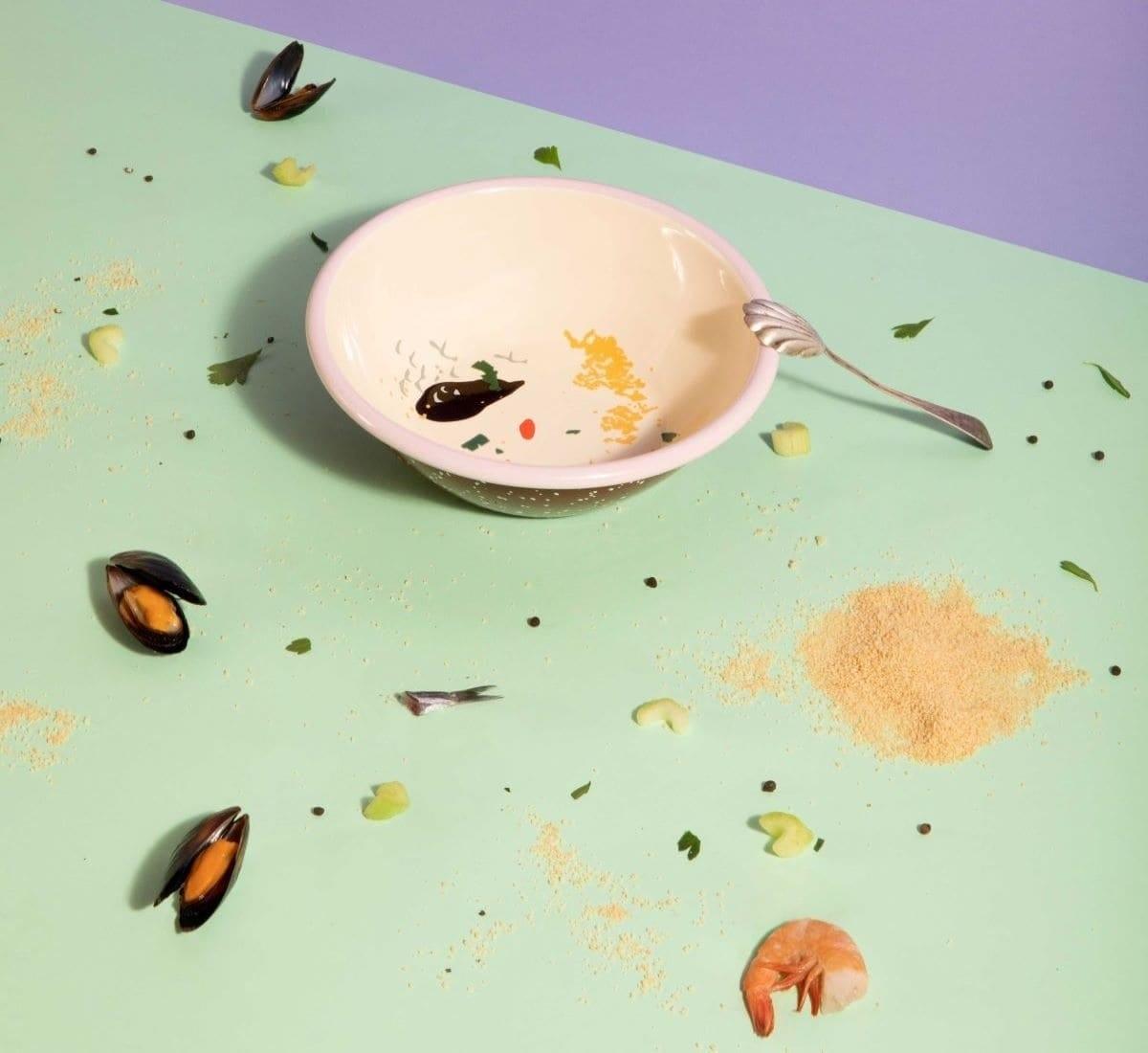 Il piatto di Scarpetta dedicato al cous cous