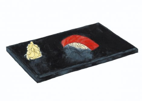 sushi da Quando un piatto fa storia