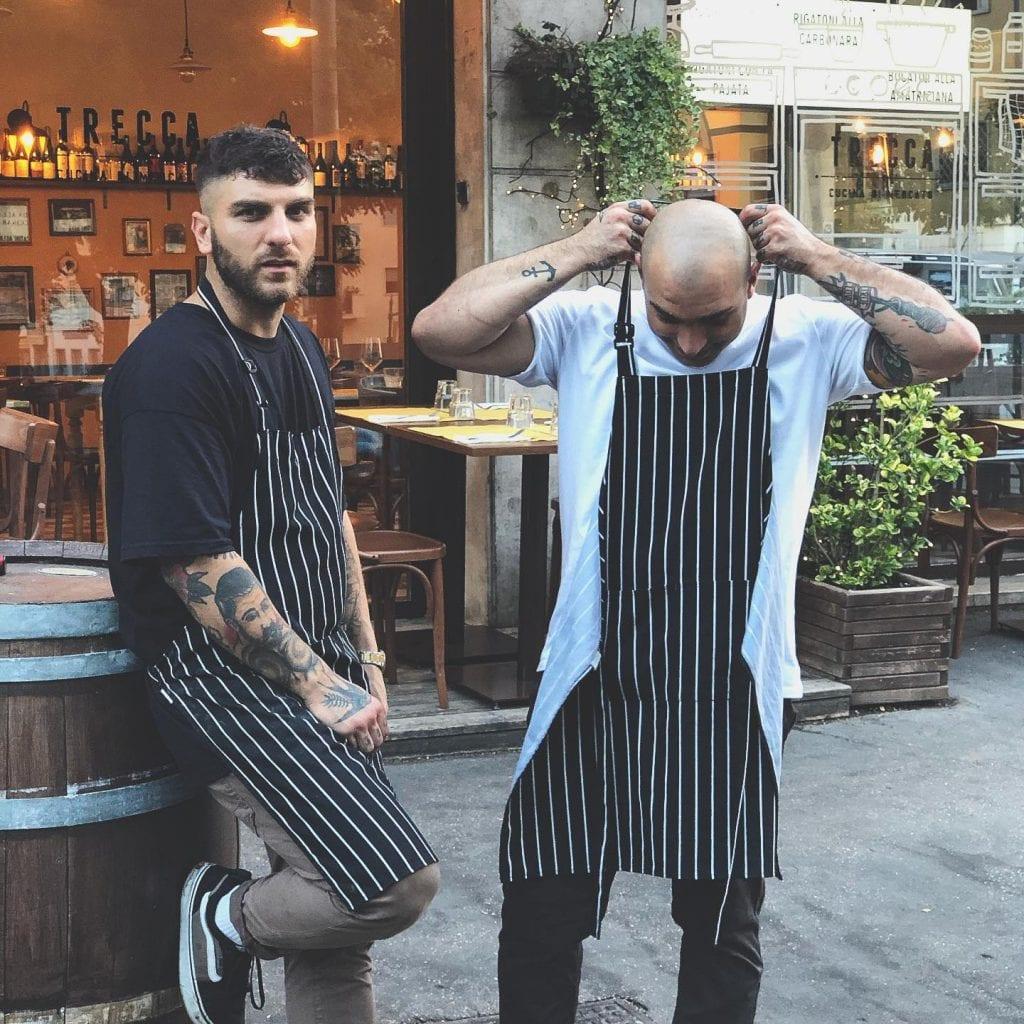 trecca-a-roma - Manuel e Nicolò Treccastelli