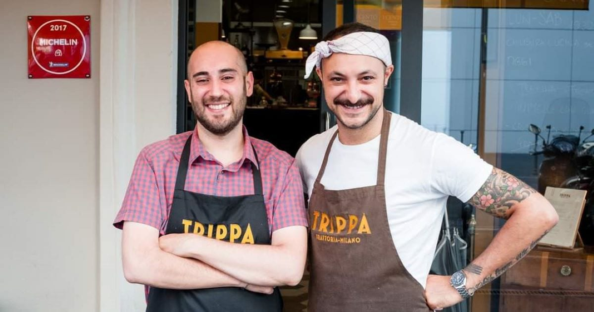trippa-milano-Diego Rossi e Pietro Caroli