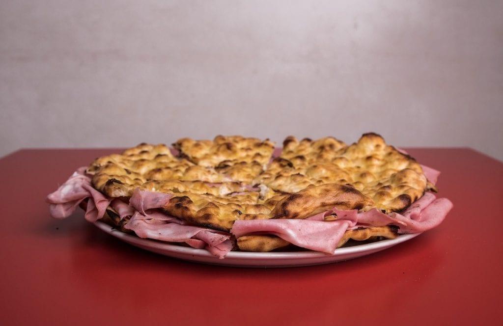 La piza di 180 grammi