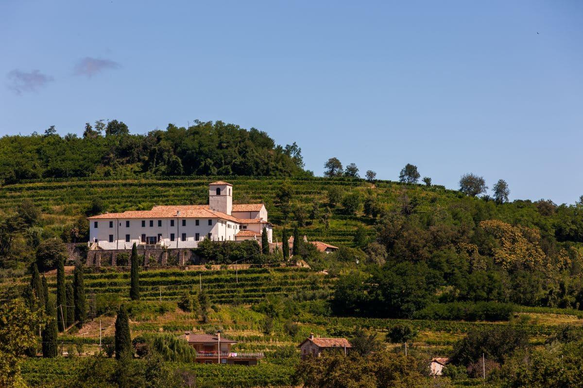 Abbazia di Rosazzo in Friuli