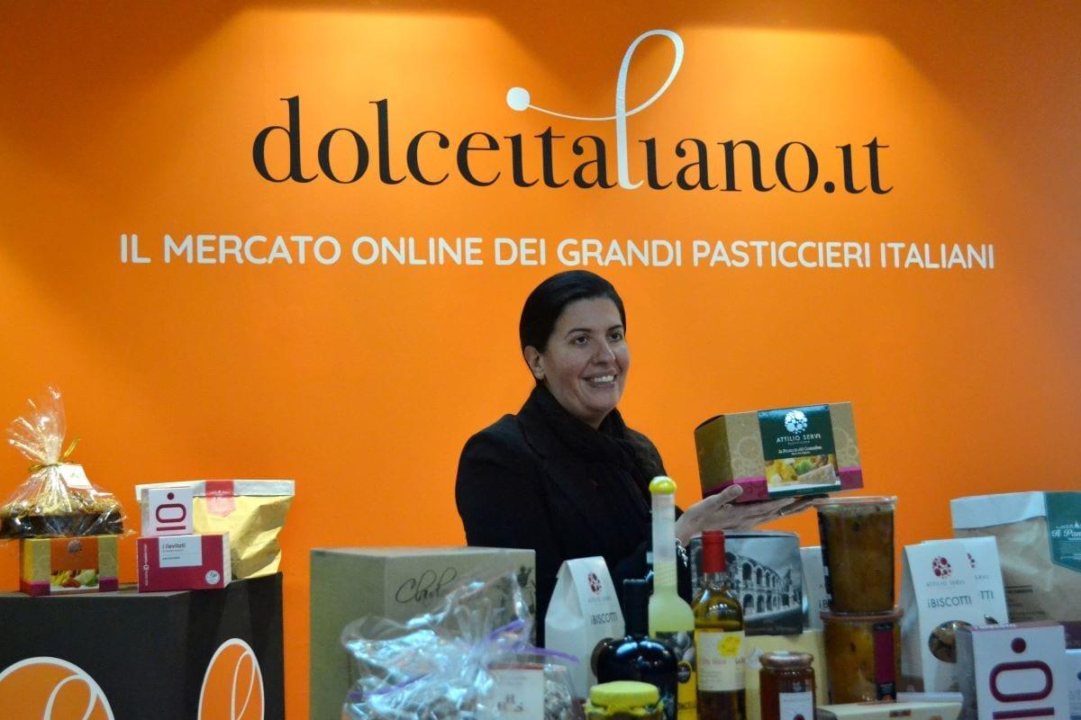 Alessandra Negrotti, founder di Dolceitaliano