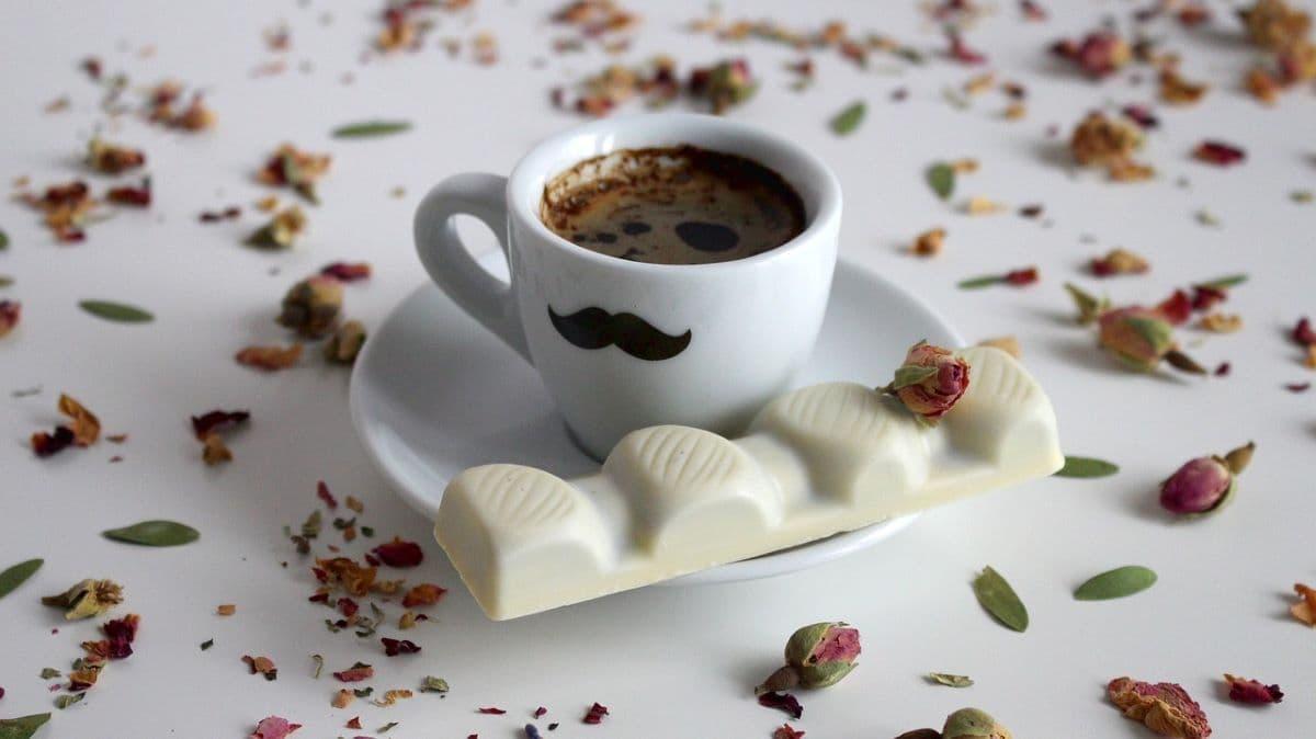 Barretta cioccolato bianco