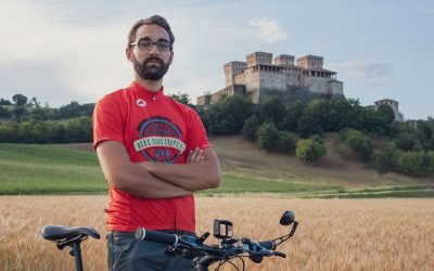 Davide Pagani di Bike food stories