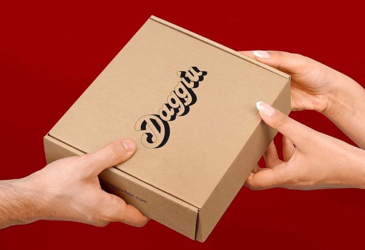 Il pacco Daggiù