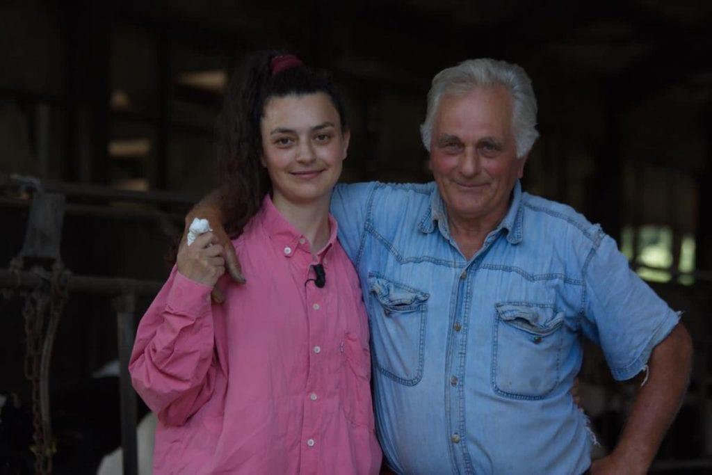 Small cheese producer Caterina Maceroni