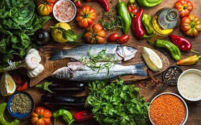I prodotti della Dieta Mediterranea