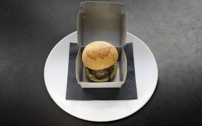 L'Emilia Burger delivery
