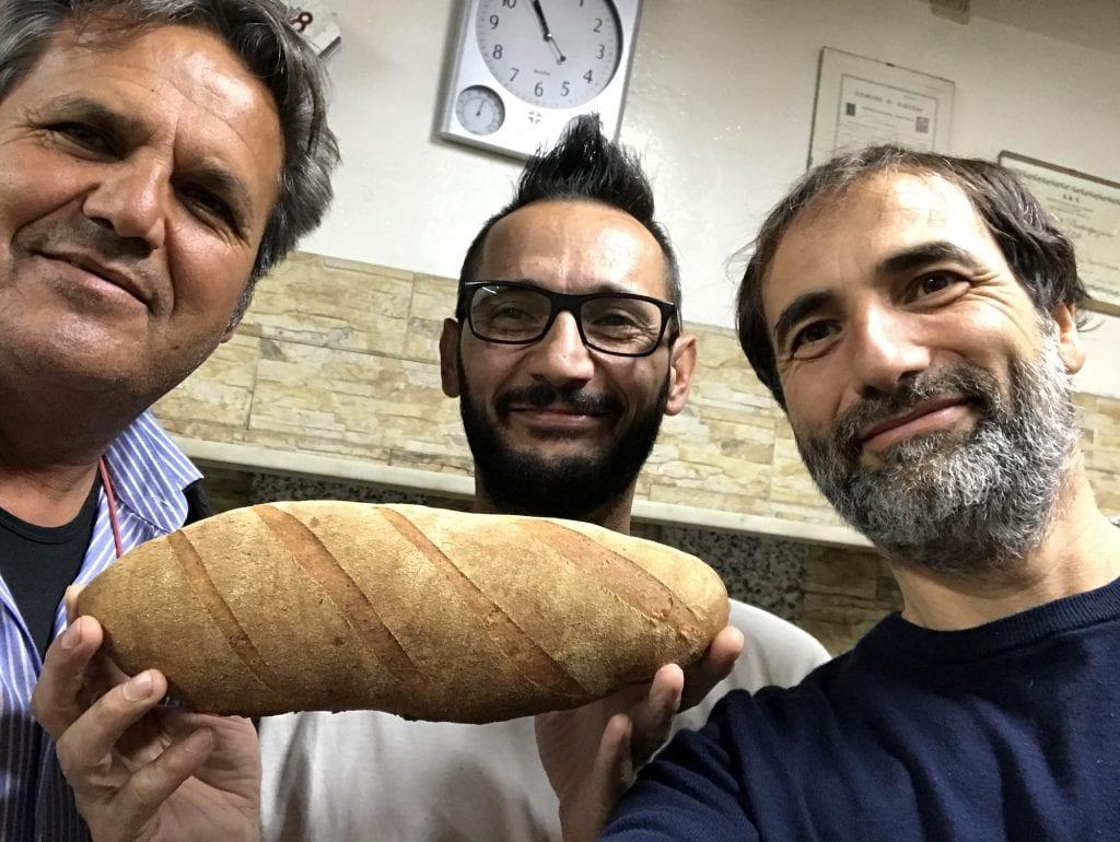 Enzo Lo Presti, Maurizio ed Emanuele Lo Presti