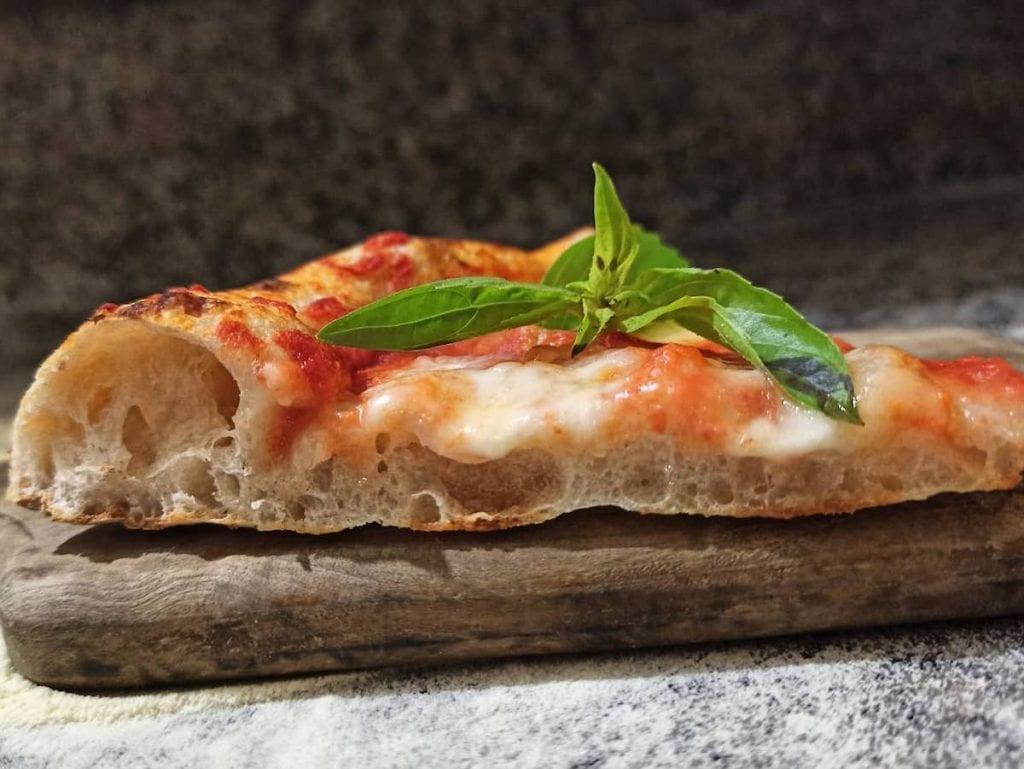 Farine la pizza
