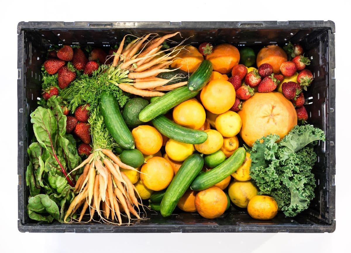 Box di frutta e verdura Robin Food