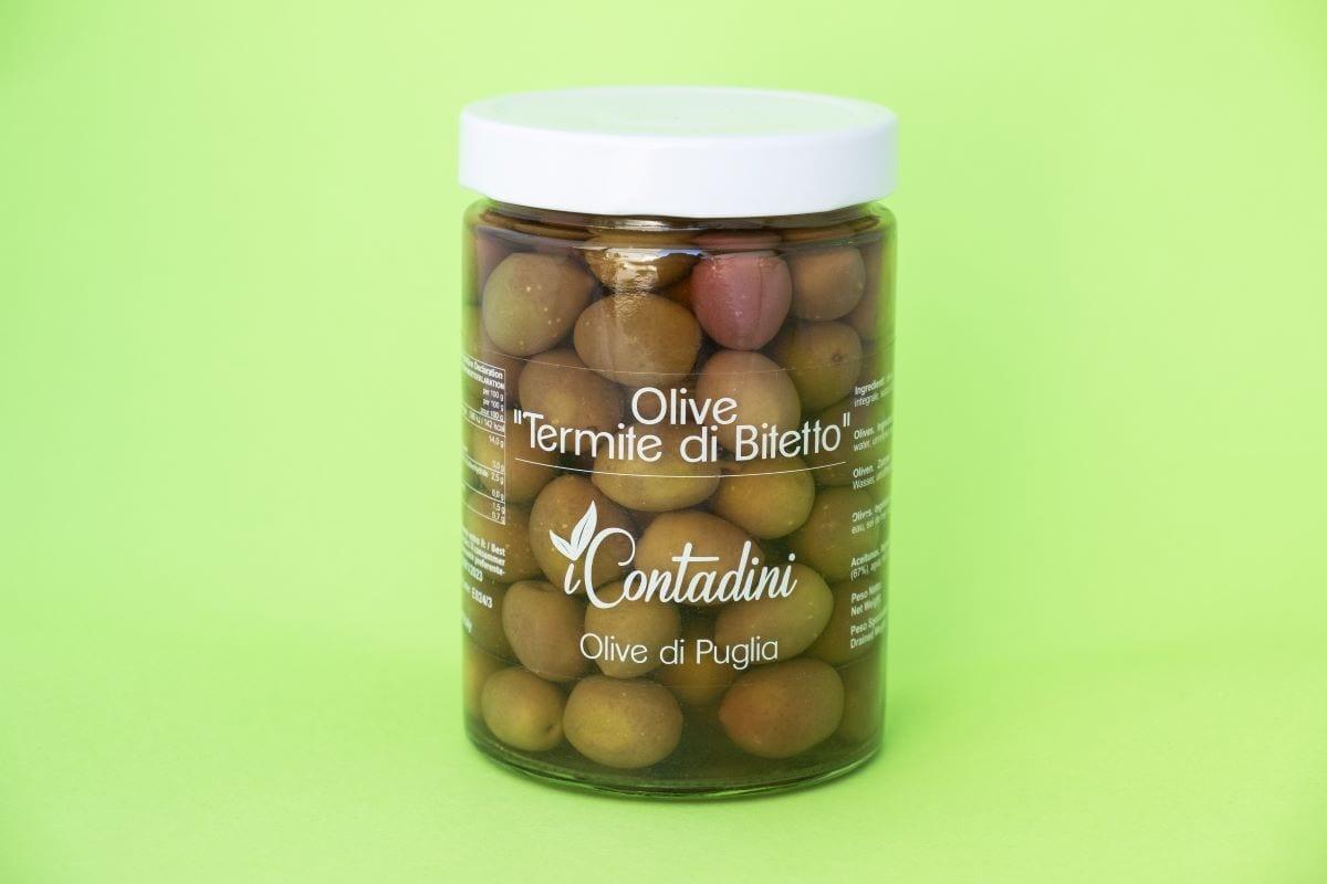 Olive verdi i Contadini