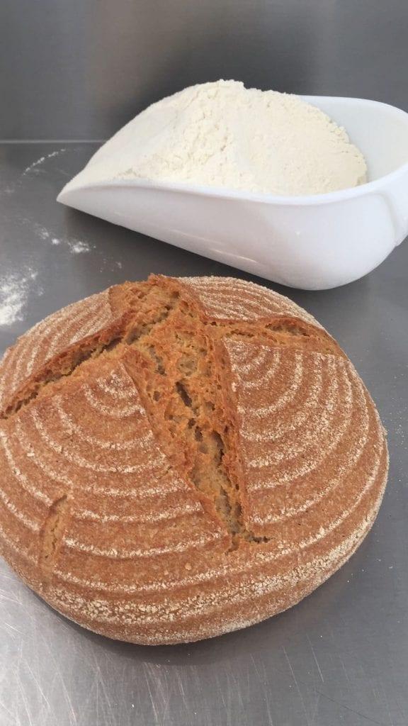Il primo pane di biancuccia