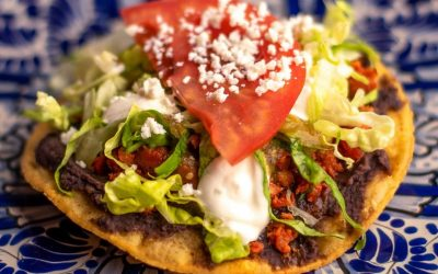 Tostada messicana