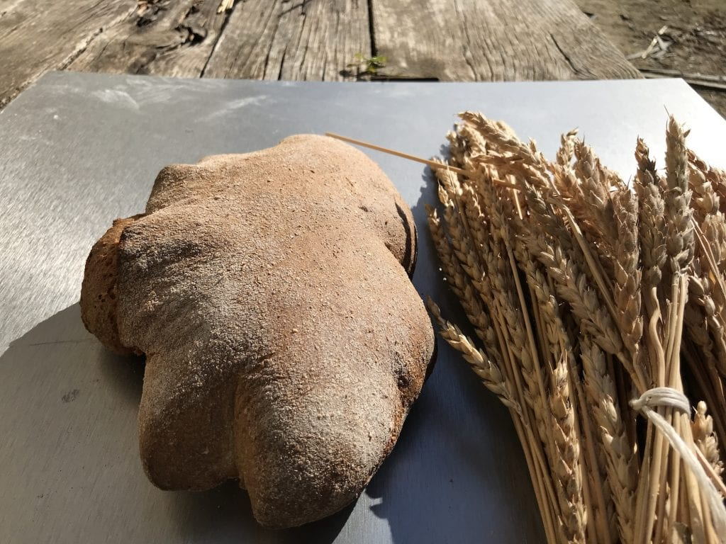 pane e grani Tiraditto e Pilusedda