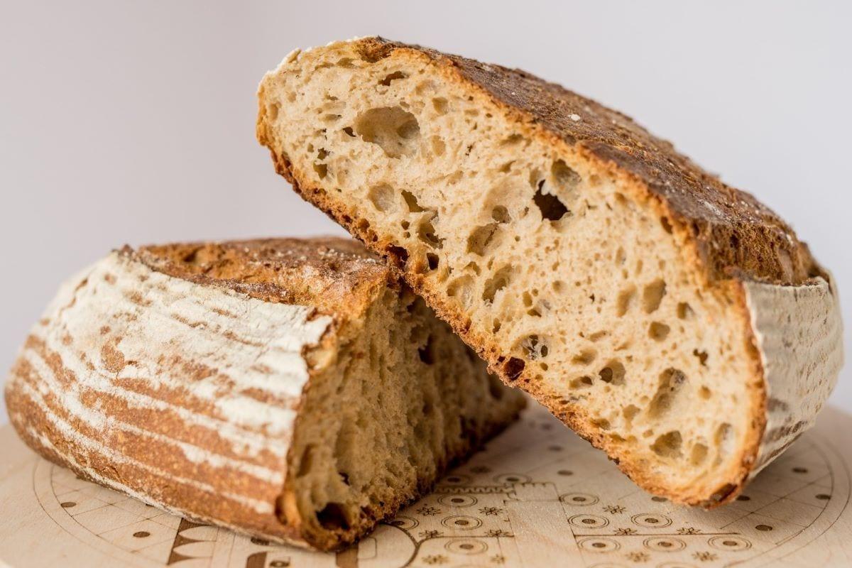 Pane di Francesco Arena con farine di grani antichi