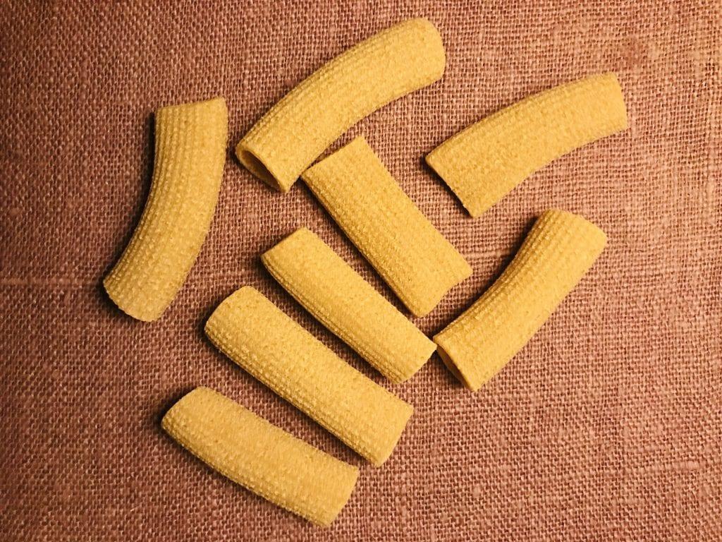 pasta con farina Tiraditto