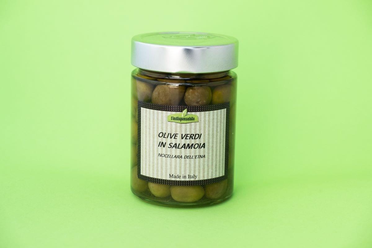 Olive verdi di Tanto quanto basta