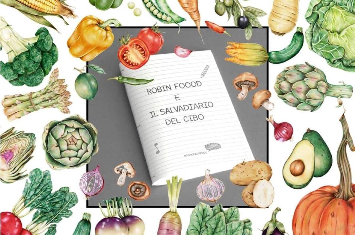 Lo schema di Robin Food