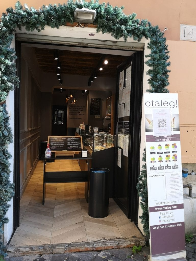 Roma Trastevere Otaleg_Radicioni